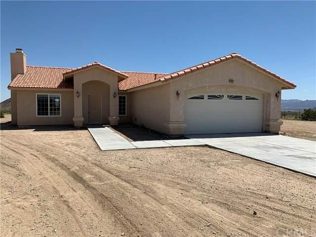 2021 Border Avenue, Joshua Tree, CA 92252 (#JT20084846) :: Berkshire Hathaway HomeServices California Properties