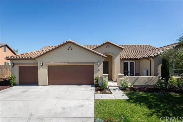 204 Victoria Court, Paso Robles, CA 93446 (#NS20084902) :: Allison James Estates and Homes