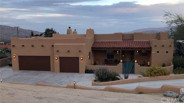7559 Rockaway Avenue, Yucca Valley, CA 92284 (#JT20084726) :: Allison James Estates and Homes