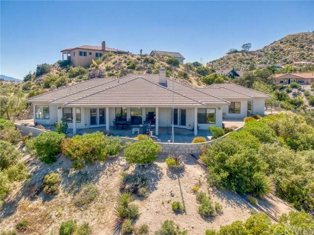 54000 Ridge Road, Yucca Valley, CA 92284 (#JT20085308) :: Allison James Estates and Homes