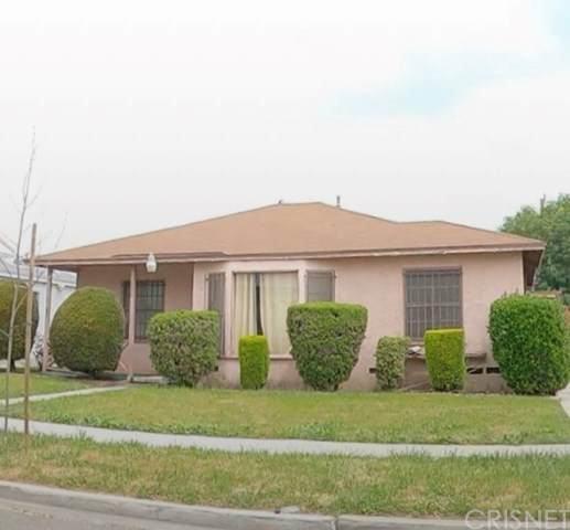 1025 W 136th Street, Compton, CA 90222 (#SR20082658) :: The Parsons Team