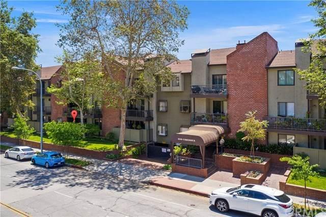330 Cordova Street #105, Pasadena, CA 91101 (#AR20085017) :: RE/MAX Empire Properties