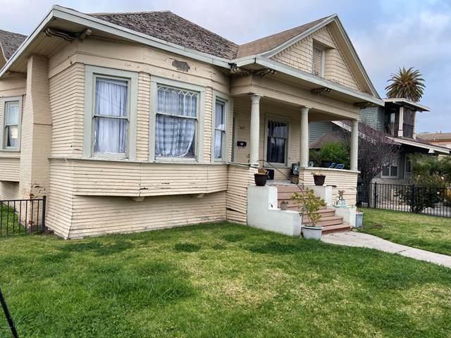 345 W 1st Street, Oxnard, CA 93030 (#V0-220004494) :: The Laffins Real Estate Team