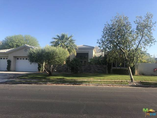 19 Sherwood Road, Rancho Mirage, CA 92270 (MLS #20576506) :: Desert Area Homes For Sale