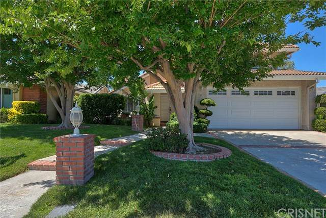 26043 Tierra Drive, Valencia, CA 91355 (#SR20087341) :: Rogers Realty Group/Berkshire Hathaway HomeServices California Properties