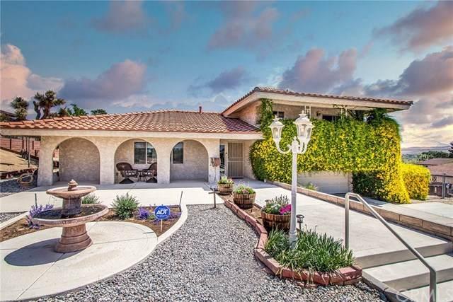 7545 Pinon Drive, Yucca Valley, CA 92284 (#JT20086763) :: Allison James Estates and Homes