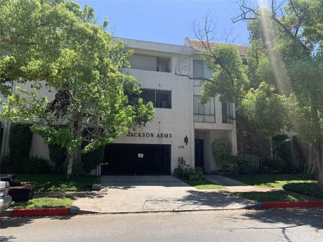 528 N Jackson Street #102, Glendale, CA 91206 (#RS20086812) :: The Marelly Group | Compass