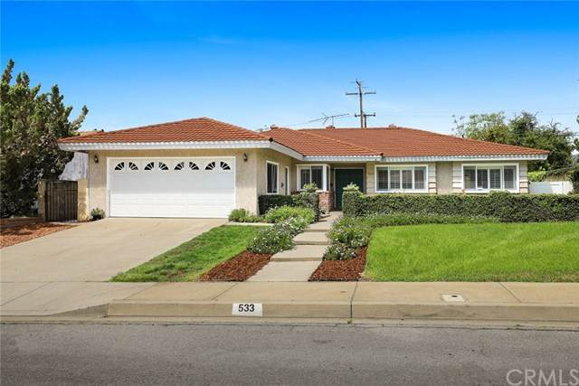 533 Fountain Springs Lane, Glendora, CA 91741 (#AR20086354) :: The Costantino Group   Cal American Homes and Realty