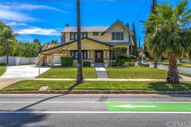 819 W Olive Avenue, Redlands, CA 92373 (#EV20087961) :: The Results Group