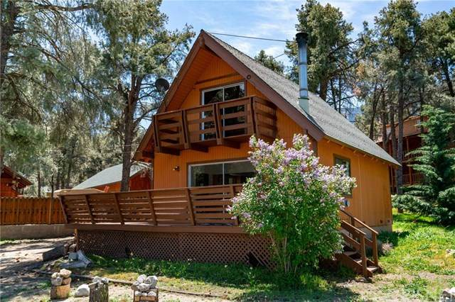 14536 Voltaire Drive, Pine Mountain Club, CA 93222 (#SR20083183) :: Berkshire Hathaway HomeServices California Properties