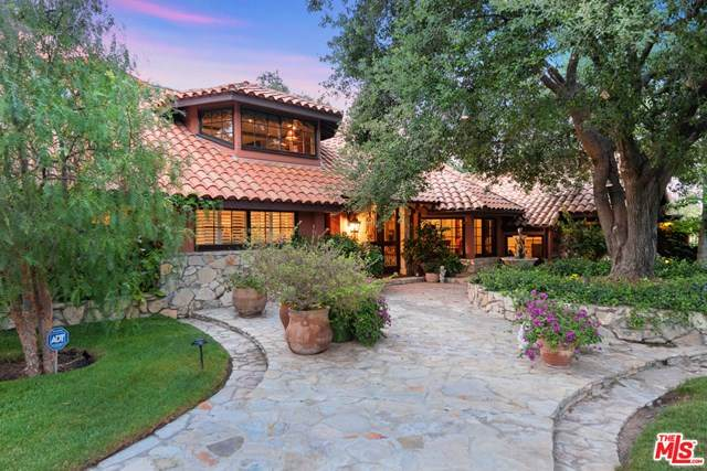 24341 Rolling View Road, Hidden Hills, CA 91302 (#20577482) :: The Costantino Group | Cal American Homes and Realty