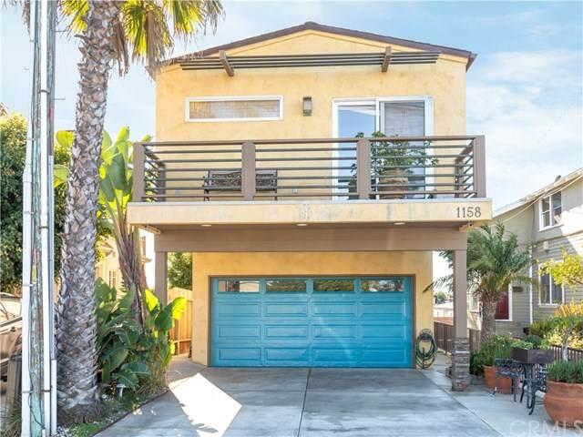 1158 8th Street, Hermosa Beach, CA 90254 (#SB20088189) :: Keller Williams   Angelique Koster