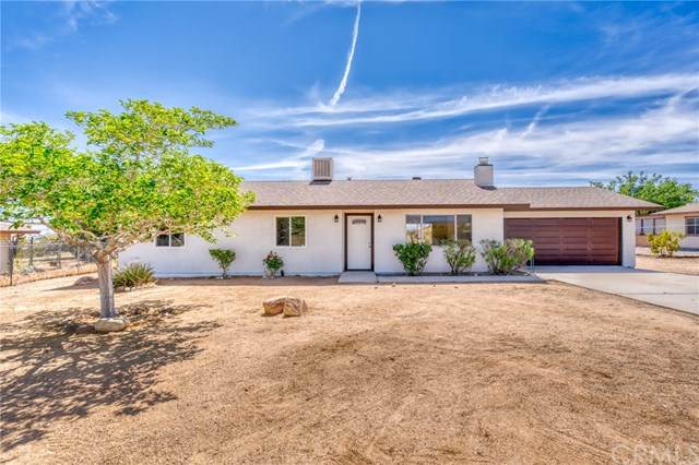 3613 Balsa Avenue, Yucca Valley, CA 92284 (#JT20089548) :: Legacy 15 Real Estate Brokers