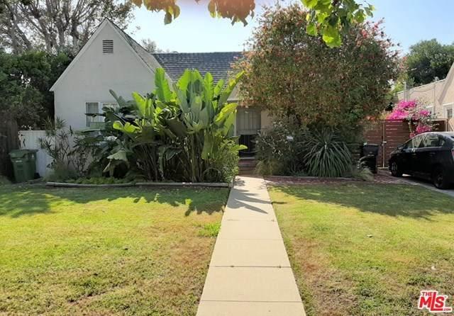 1641 S Corning Street, Los Angeles (City), CA 90035 (#20578024) :: Z Team OC Real Estate