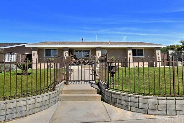 14607 Brand Boulevard, Mission Hills (San Fernando), CA 91345 (#SR20091256) :: The Costantino Group | Cal American Homes and Realty