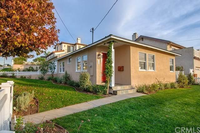 758 Hillcrest Street, El Segundo, CA 90245 (#SB20091230) :: Millman Team