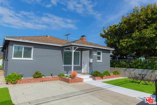 5322 S Centinela Avenue, Los Angeles (City), CA 90066 (#20578480) :: Team Tami