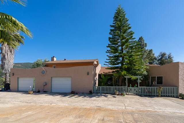 3269 Chaparral Heights Rd, Jamul, CA 91935 (#200021690) :: Sperry Residential Group