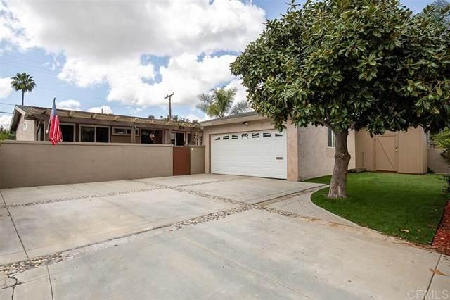 5533 Waring Rd, San Diego, CA 92120 (#200021775) :: Bob Kelly Team