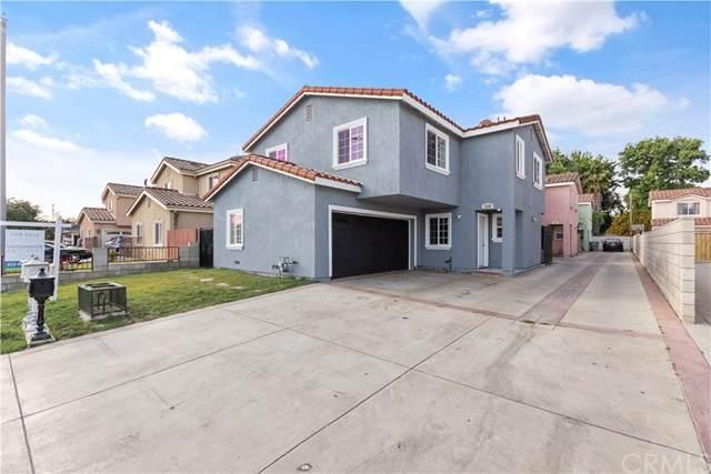 3245 Flower Street, Lynwood, CA 90262 (#DW20091516) :: RE/MAX Masters