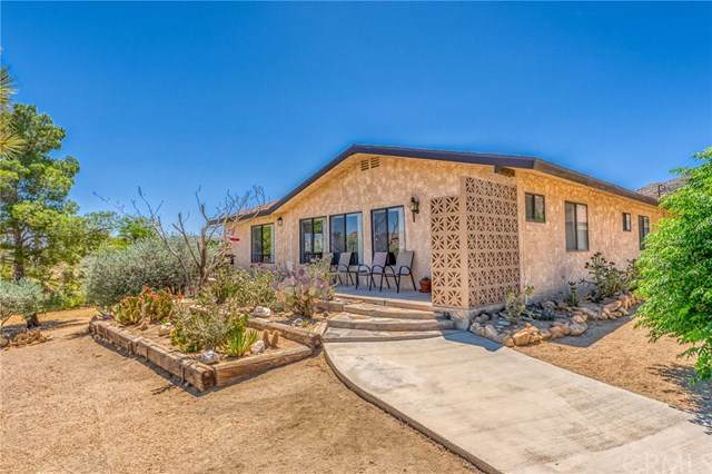 8425 Star Lane, Joshua Tree, CA 92252 (#JT20087499) :: Berkshire Hathaway HomeServices California Properties