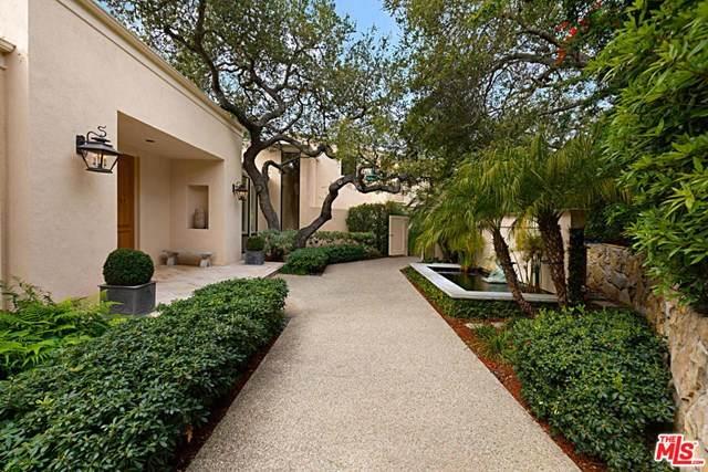 1589 Las Canoas Road, Santa Barbara, CA 93105 (#20579142) :: Team Tami