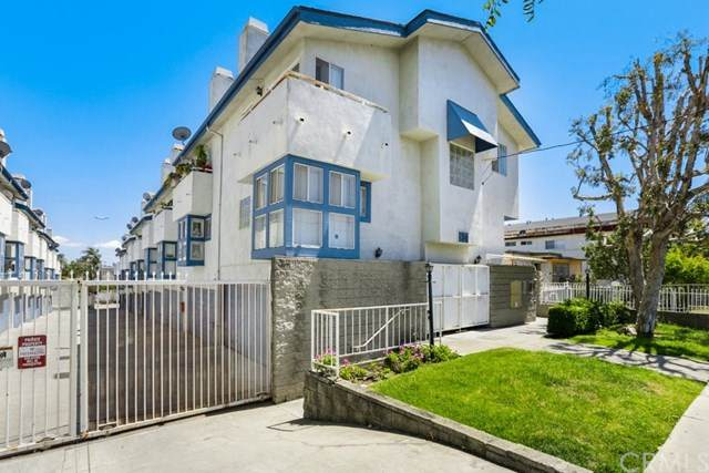 534 Venice Way #15, Inglewood, CA 90302 (#SB20090733) :: Allison James Estates and Homes