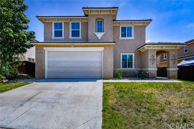 37991 High Ridge Drive, Beaumont, CA 92223 (#IG20084795) :: Cal American Realty