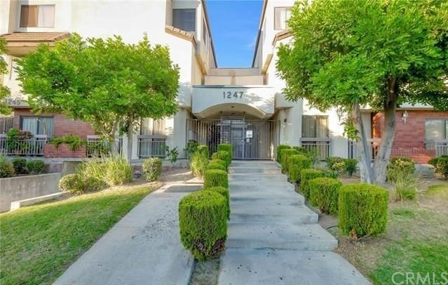 1247 E Wilson Avenue #12, Glendale, CA 91206 (#BB20093021) :: RE/MAX Empire Properties