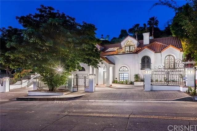 3718 Hayvenhurst Avenue, Encino, CA 91436 (#SR20093062) :: Blake Cory Home Selling Team