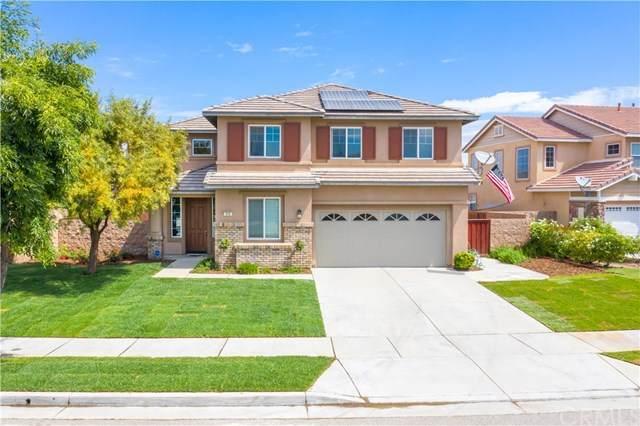 542 Suncup Circle, Hemet, CA 92543 (#SW20092729) :: Anderson Real Estate Group