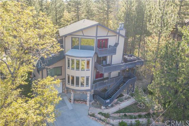 743 Menlo Drive, Big Bear, CA 92315 (#EV20086609) :: The Costantino Group | Cal American Homes and Realty
