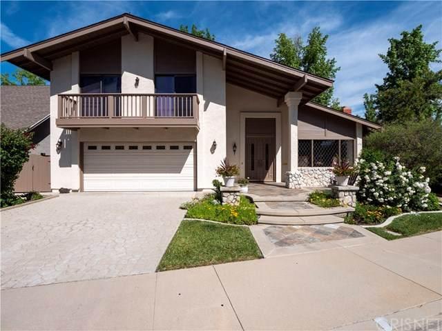 25481 Via Dalia, Valencia, CA 91355 (#SR20092097) :: American Real Estate List & Sell