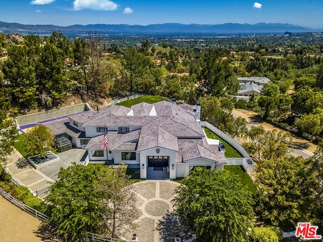 5887 Annie Oakley Road, Hidden Hills, CA 91302 (MLS #20577484) :: Desert Area Homes For Sale