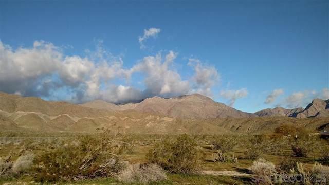 111 Country Club, Borrego Springs, CA 92004 (#200022220) :: Faye Bashar & Associates