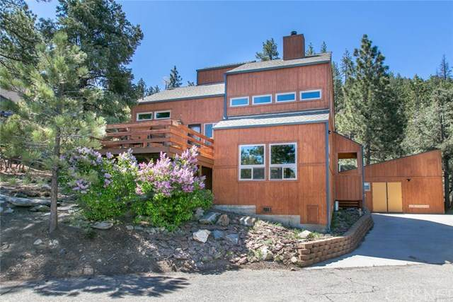 1624 Zermatt Drive, Pine Mountain Club, CA 93222 (#SR20081565) :: Berkshire Hathaway HomeServices California Properties