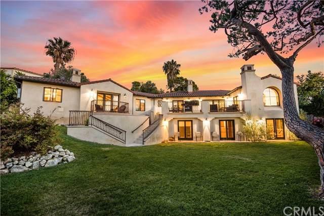 709 Yarmouth Road, Palos Verdes Estates, CA 90274 (#PV20055657) :: Millman Team