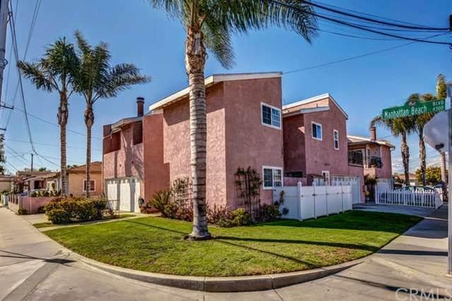 15729 Larch Avenue #2, Lawndale, CA 90260 (#SB20094052) :: RE/MAX Masters