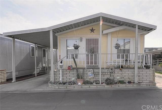 11517 Woodruff Avenue #25, Bellflower, CA 90706 (#PW20094327) :: Faye Bashar & Associates
