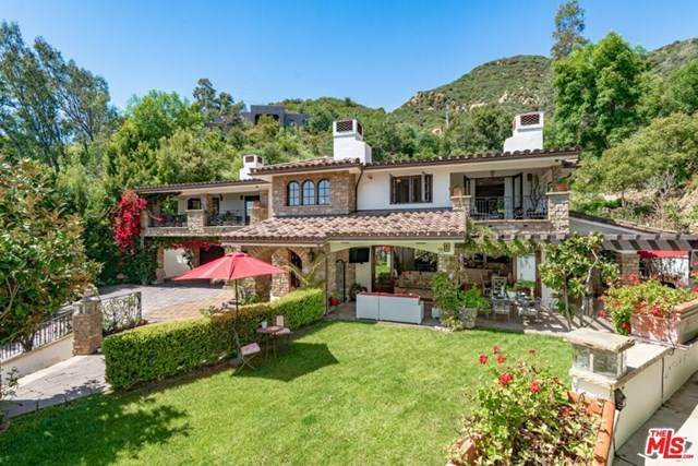 330 E Mountain Drive, Santa Barbara, CA 93108 (#20580424) :: The Costantino Group | Cal American Homes and Realty