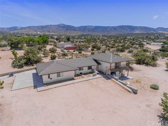 833 Buckthorne Road, Pinon Hills, CA 92372 (#CV20095213) :: RE/MAX Masters