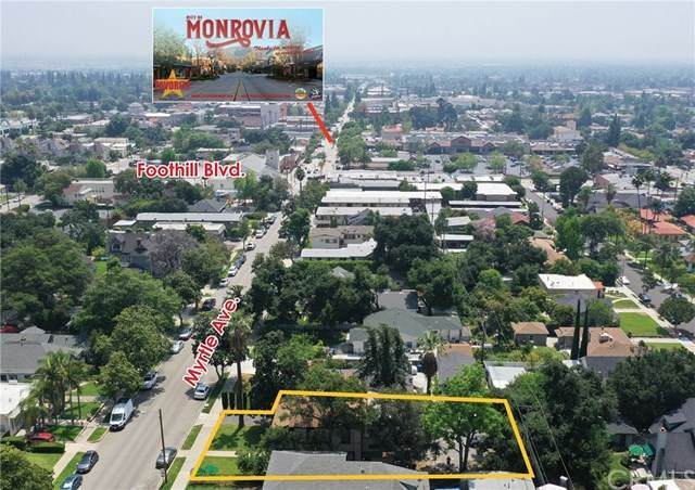 167 N Myrtle Avenue, Monrovia, CA 91016 (#AR20093343) :: Coldwell Banker Millennium
