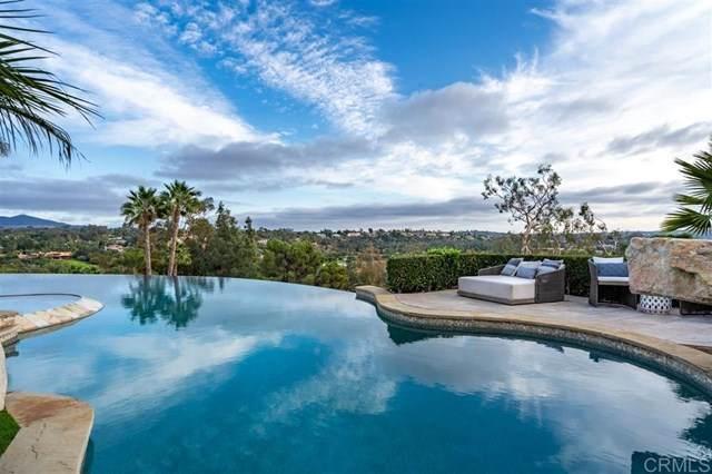 16643 El Zorro Vista, Rancho Santa Fe, CA 92067 (#200022632) :: Coldwell Banker Millennium