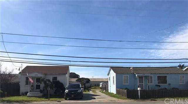 1156 S 13th Street, Grover Beach, CA 93433 (#PI20095765) :: Go Gabby