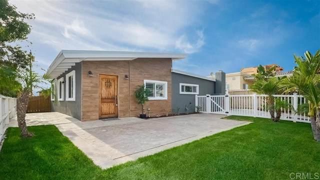 1730 Fortuna Ave, San Diego, CA 92109 (#200022677) :: Crudo & Associates