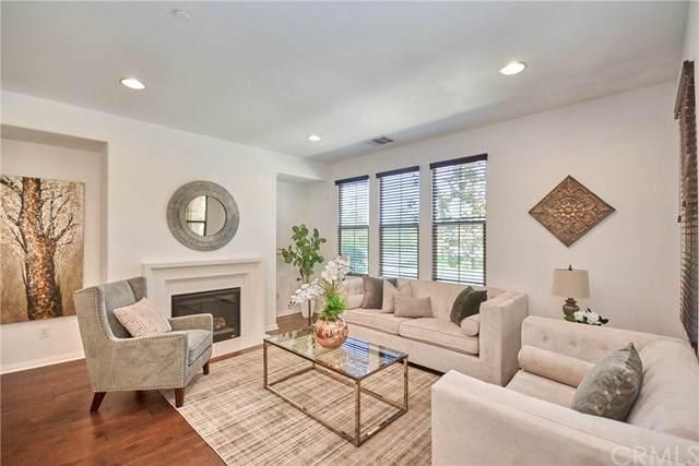 24 Silverado, Irvine, CA 92618 (#OC20095909) :: Allison James Estates and Homes
