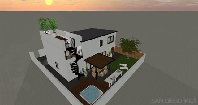 466 H Avenue, Coronado, CA 92118 (#200022694) :: The Najar Group