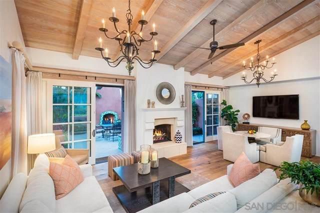 6131 Calle Valencia 4B-3, Rancho Santa Fe, CA 92067 (#200022719) :: Faye Bashar & Associates