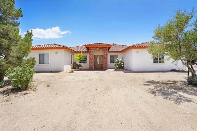 61828 Lancaster Street A, Joshua Tree, CA 92252 (#PW20096058) :: Legacy 15 Real Estate Brokers
