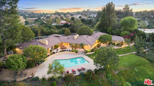 5757 Penland Road, Hidden Hills, CA 91302 (#20580484) :: The Costantino Group | Cal American Homes and Realty